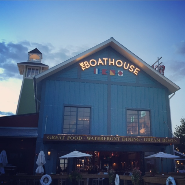 Disney Springs Boathouse Walt Disney World Orlando