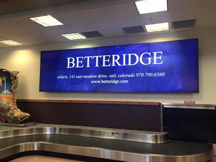 Vail EGE airport Betteridge ad