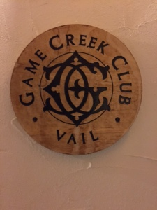 Game Creek Club Vail