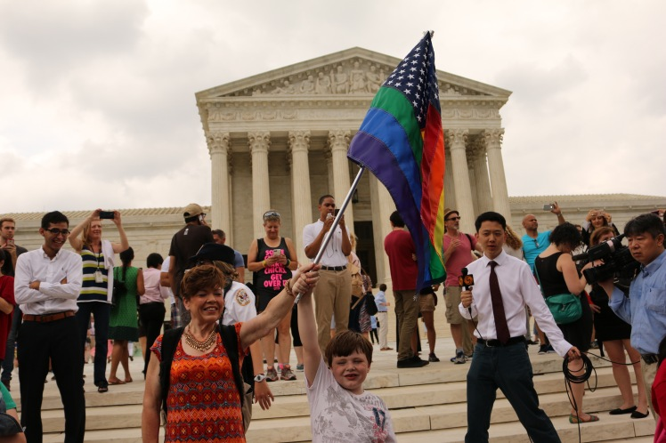 SCOTUS Marriage Equality Supreme Court