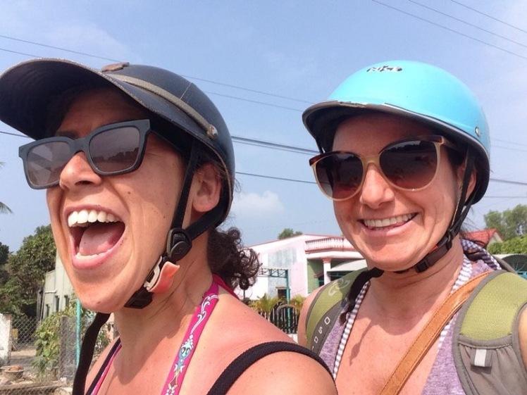 Vietnam motorbike Pho Quac Island