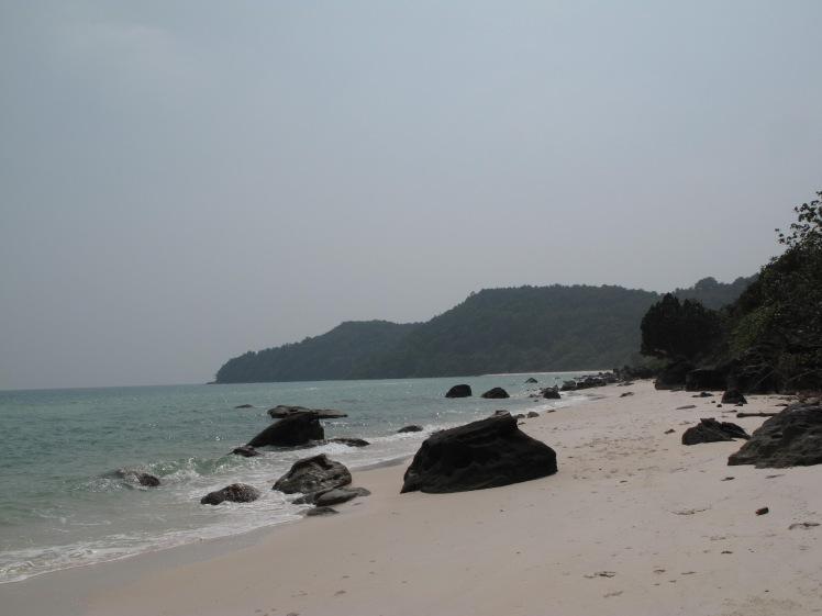 Sao Beach Pho Quac Island