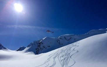 Heli Ski Alaska Valdez H20 Guides Chuggach Mountains
