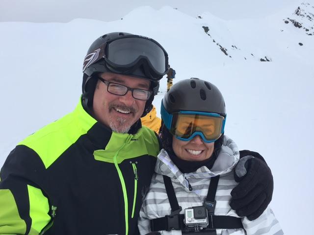 Alaska Heli Ski Chuggach Mountains