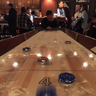 Chicago Athletic Club Game Room