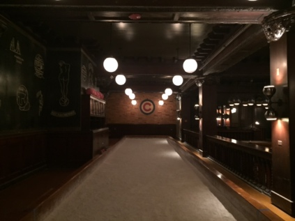 Chicago Athletic Association Game Room