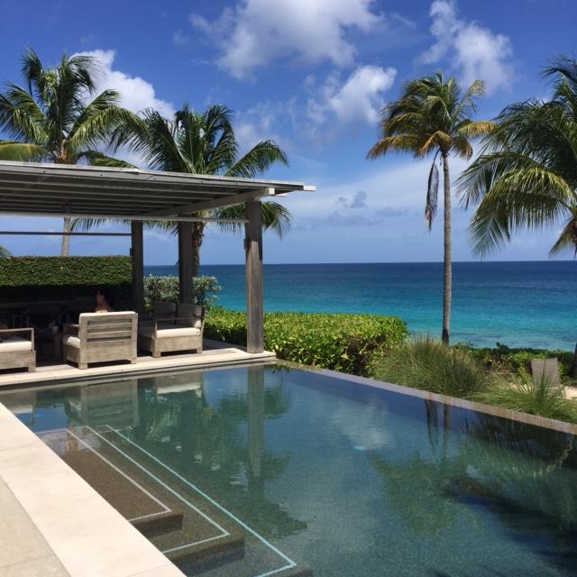 Viceory Villa Anguilla Pool