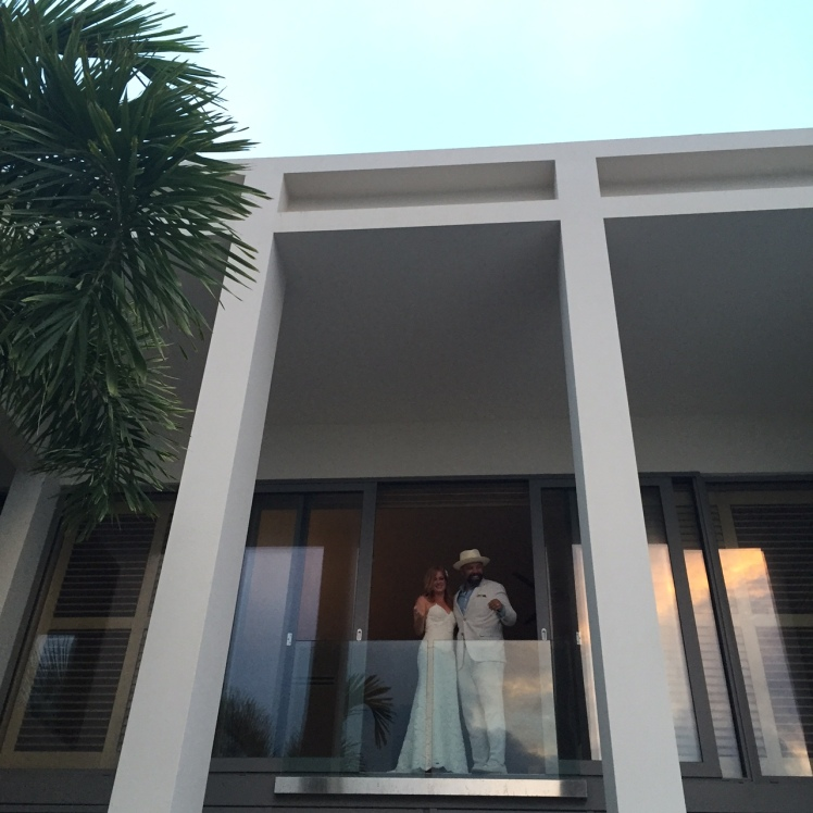 Viceroy Anguilla wedding villa