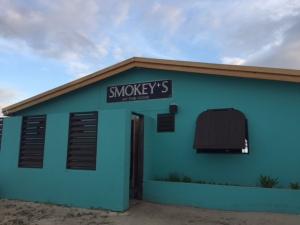 Smokey's BBQ Anguilla