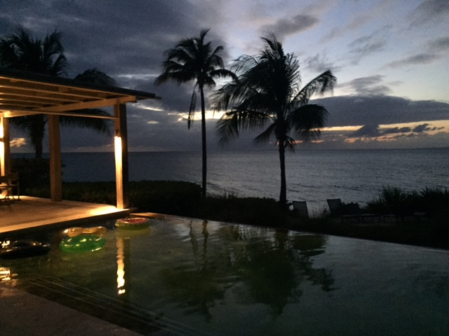 Viceroy Anguilla sunset