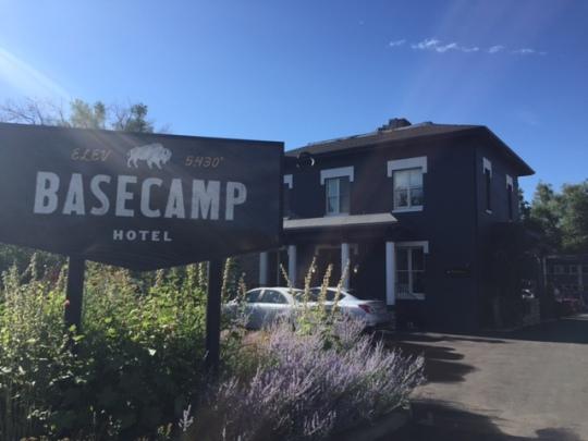 Basecamp Hotel Boulder
