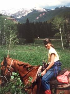 Rocky Mountain National Park Horseback Riding