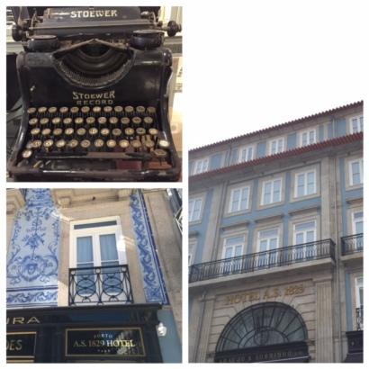 Hotel A.S. 1829 Porto Portugal