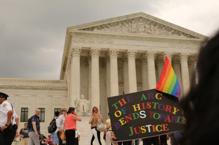 US Supreme Court gay marriage ruling