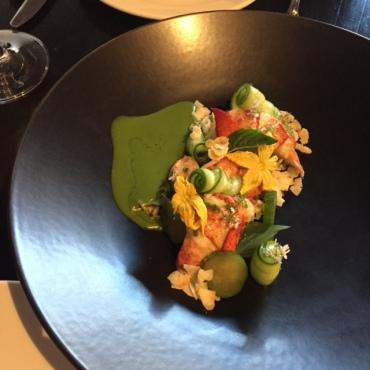 michelin-star cuisine