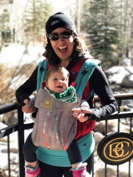 Loving life in Beaver Creek.