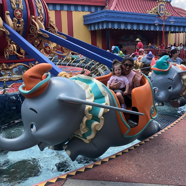 Walt Disney World Dumbo