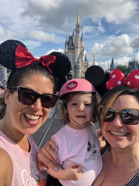 Walt Disney World toddler